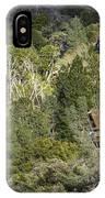 Mountain Cabin - Sierra Nevadas, California Usa IPhone Case