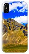 Mountain Crags IPhone Case