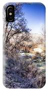 Mountain Creek Path-sundance Utah IPhone Case