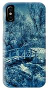 Mountain Creek Path-sundance Utah V2 IPhone Case