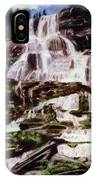 Mountain Falls IPhone Case