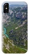 Mountain Gorge IPhone Case