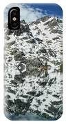 Mountain In The Mirror IPhone Case