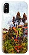 Mountain Living  IPhone Case