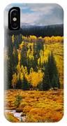 Mountain Meadows IPhone Case