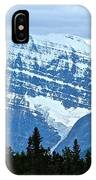 Mountain Meets The Sky IPhone Case