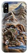 Mountain Ram IPhone Case