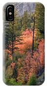 Mountain Side Colors IPhone Case