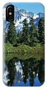 Mountain Springtime IPhone Case