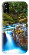 Mountain Streams IPhone Case
