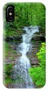Mountain Waterfall I IPhone Case