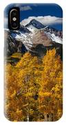 Mountainous Wonders IPhone Case