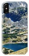 Mountains Lakes IPhone Case