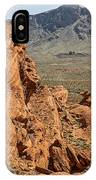 Mountains Of Fire IPhone Case