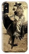 Mounted Shooting IPhone Case