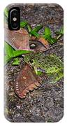 Mouthful Of Moth IPhone Case