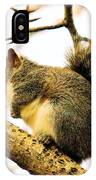 Mr Fat And Sassy IPhone Case