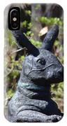 Mr Rabbit 2 IPhone Case