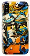 Mr. Rainbow With A Fried Egg Sunny Side Up IPhone Case