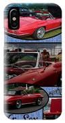 Mr. Sox Corvette IPhone Case