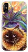 Mr. Wow IPhone Case