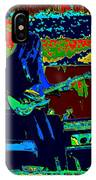 Mrdog # 71 Psychedelically Enhanced IPhone Case
