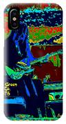 Mrdog # 71 Psychedelically Enhanced W/text IPhone Case