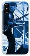 Mrdog #63 Enhanced In Blue IPhone Case