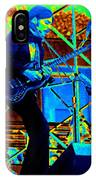 Mrdog #63 Enhanced In Cosmicolors IPhone Case