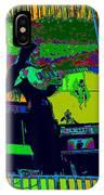 Mrdog #8 In Cosmicolors 2 IPhone Case