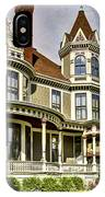 Mrs. Porterfield's Boarding House 1 IPhone Case