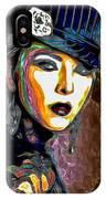 Ms Boss Lady IPhone Case