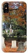 Mt Auburn Cemetery 12 IPhone Case