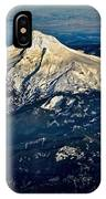 Mt Hood IPhone Case