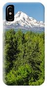 Mt. Hood Vertical IPhone Case