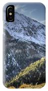 Mt Nebo IPhone Case