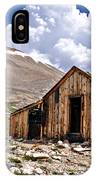 Mt. Sherman IPhone Case