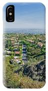 Mt. Soledad - View To The South IPhone Case
