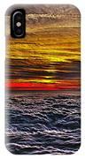 Mt Wilson Sunset IPhone Case