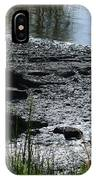 Muck And Beauty IPhone Case