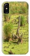 Mucky Swamp IPhone Case