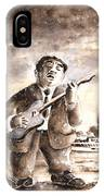 Muddy Waters In Chicago IPhone Case