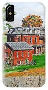 Mudhouse Mansion IPhone Case