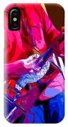 Muffler Guitar IPhone Case