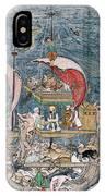 Mughal - Noah's Ark IPhone Case