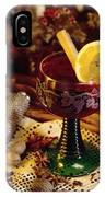 Mulled Wine IPhone Case