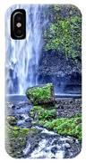 Mulnomah Falls IPhone Case