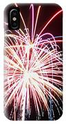 4th Of July Fireworks 8 IPhone Case