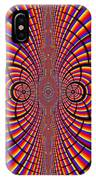 Multicolored Abstract IPhone Case