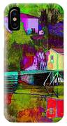 Multicolored Reflections IPhone Case
